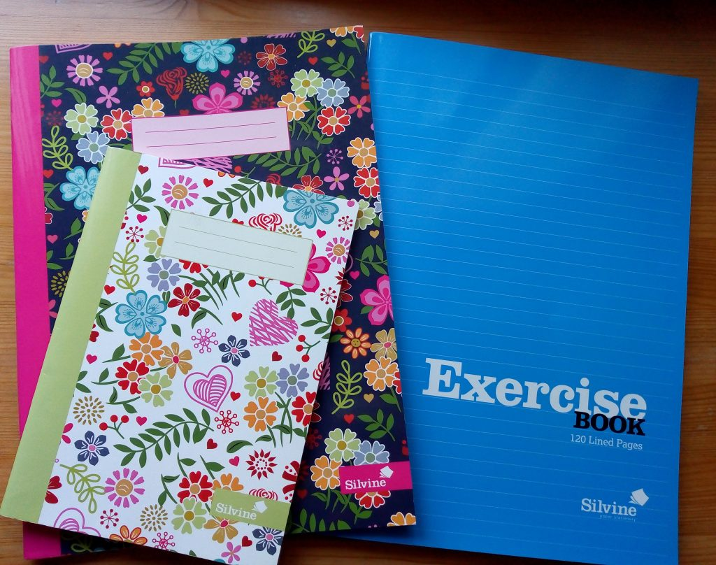 Notebooks silvine