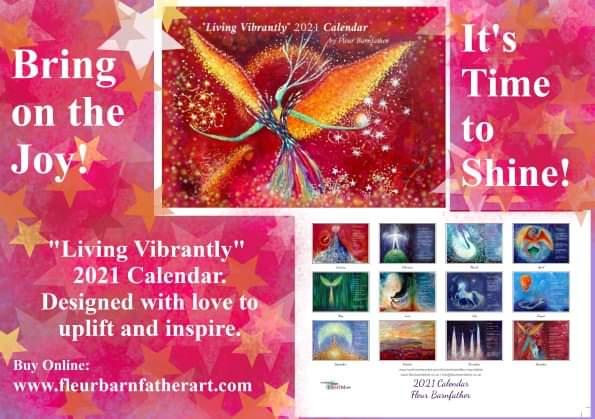 2021 inspiring art Fleur Barnfather