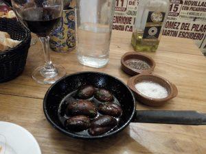 chorizo Spanish food